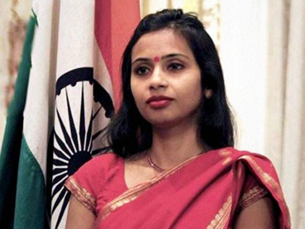 Devyani Khobragade returns to India, shifted to MEA in Delhi
