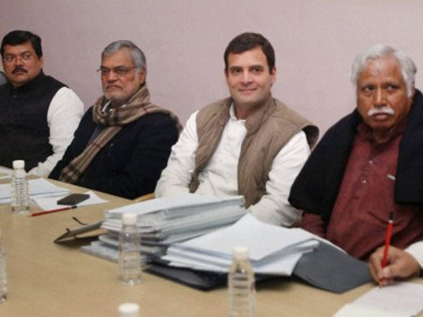 Cong committee to screen LS candidates