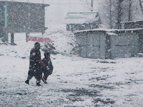 Leh goes in deep freeze at -19 degrees
