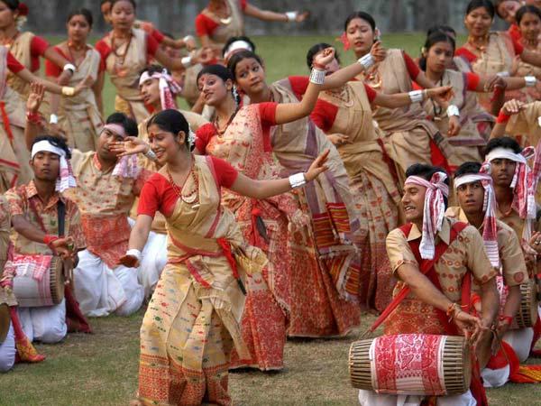 Assam celebrates Magh Bihu