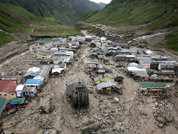 UP soon to give aid to Kedarnath flood victims' kin