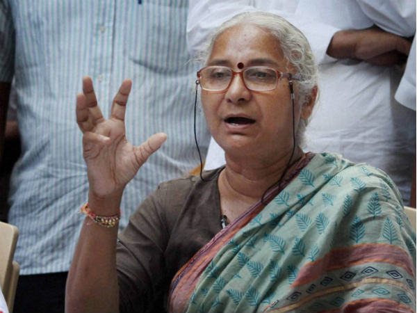 Medha Patkar to support AAP