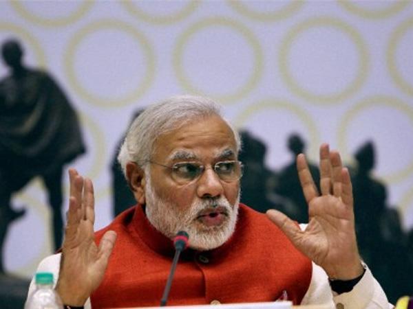 Congress takes a dig at Modi