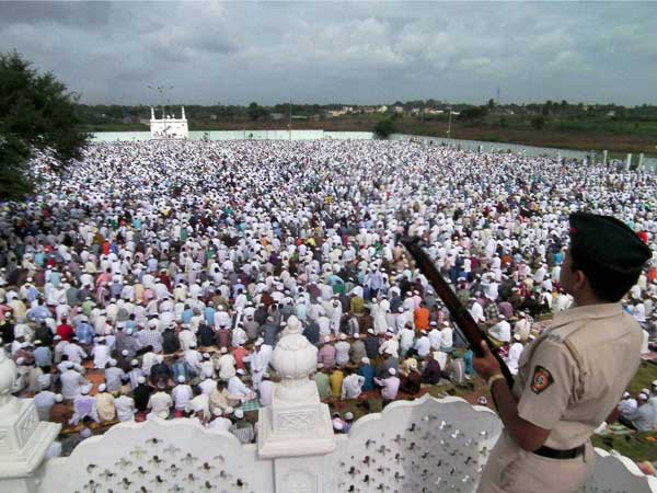 Security beefed up in Pakistan on Eid Milad-un-Nabi