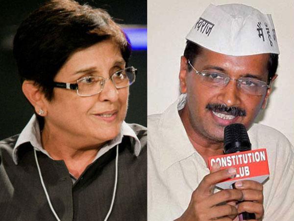 Lok Sabha polls between AAP and BJP, Congress not in picture:Kejriwal