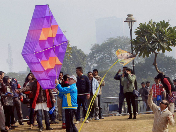 Andhra celebrates Sankranti with fervour