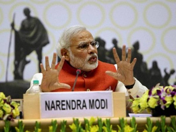 Modi wants economy out of 'gloom'