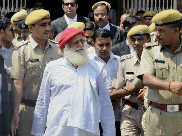 Asaram booked for having unnatural sex