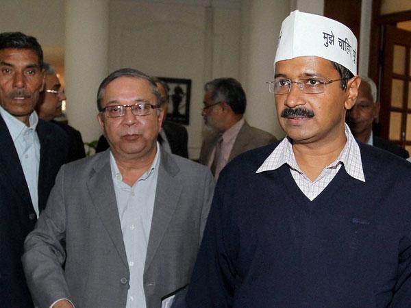 Delhi CM Kejriwal