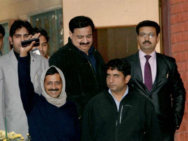AAP's Delhi drama has a method in it