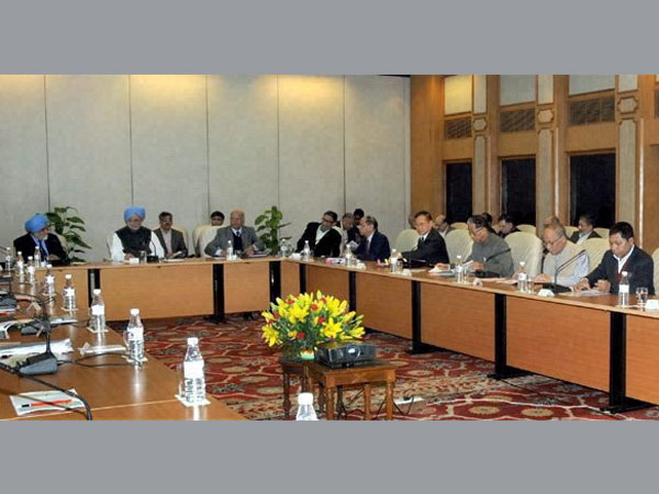 PM meets North East CMs