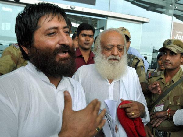 Narayan Sai's female disciple surrenders