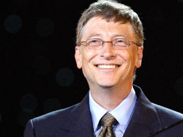 Bill Gates optimistic about future