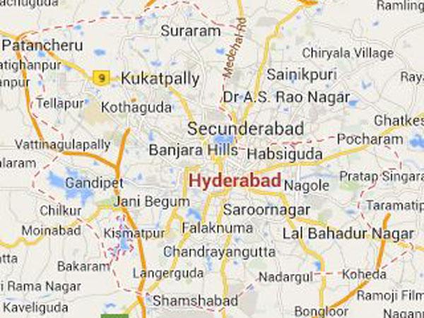 Hyderabad: Protestors pull down MP