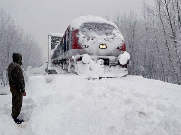 Snowtrain...it seems...!
