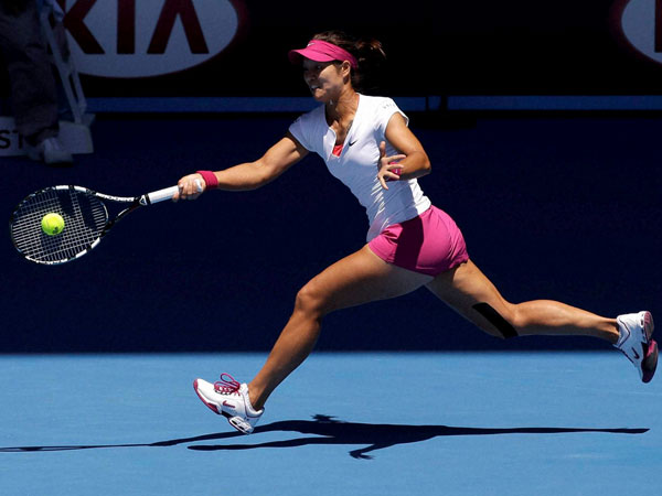 Li Na desparate for Aus Open title
