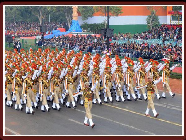 Republic Day celebrated in Haryana