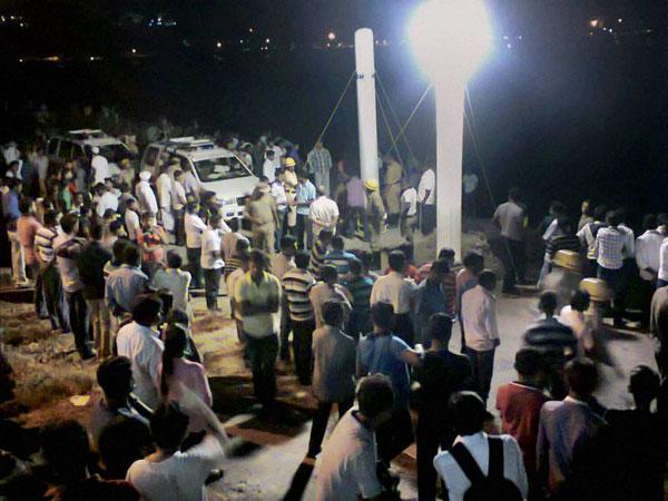 Boat capsizes in Andaman