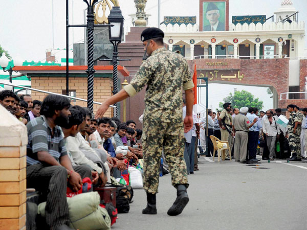 Indian prisoners in Pak