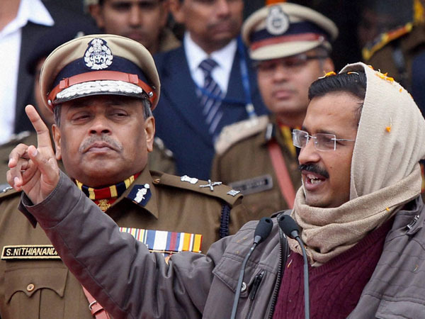 AAP govt completes one month in Delhi