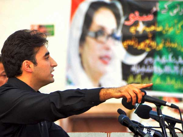 Bilawal Bhutto wants military action against Taliban