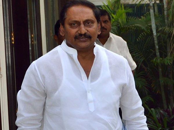 Andhra Pradesh Dy CM demands resignation of Kiran Kumar Reddy