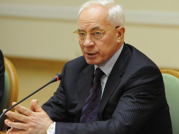 Ukraine prime minister resigns
