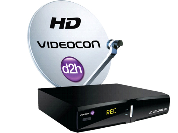 Videocon drh comes with more Channels