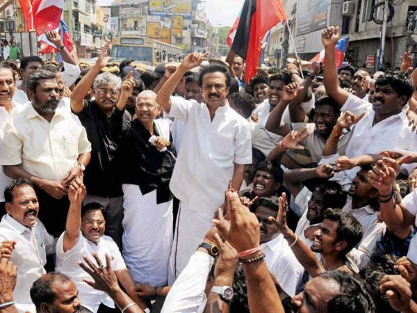 Stay calm, action being taken: Stalin