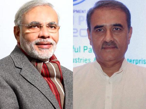 Praful Patel approves Modi's clean chit