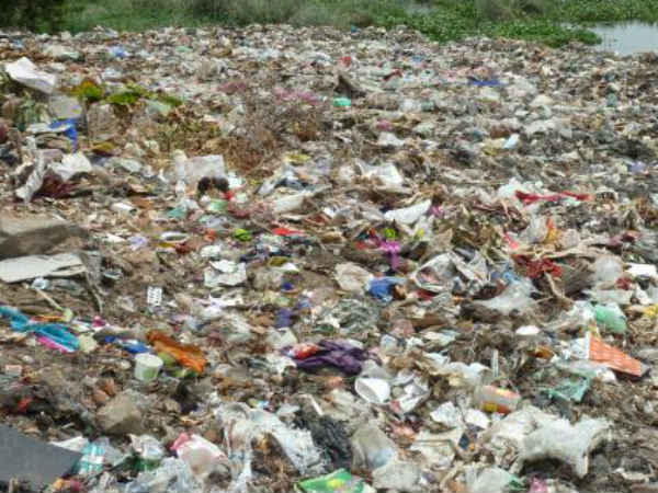 plastic into fuel