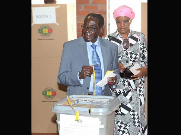 Robert Mugabe's party to raise $1 mn