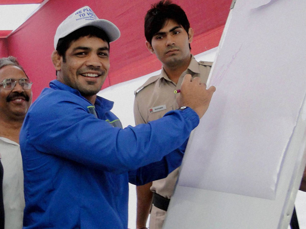 Sushil Kumar misses out on Padma Bhushan