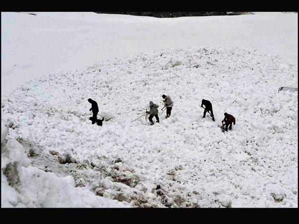 Kargil freezes at minus 21