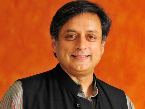 Shashi Tharoor on Section 377