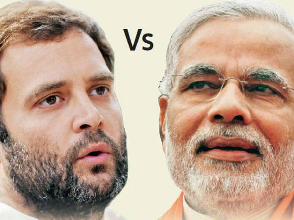 NCP leader says Modi is a better leader than Rahul Gandhi