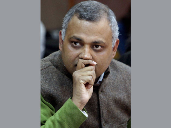It's a conspiracy to defame me: Somnath Bharti