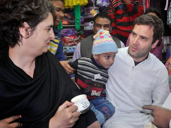 Priyanka Vadra behind Rahul Gandhi's disastrous interview with Arnab?