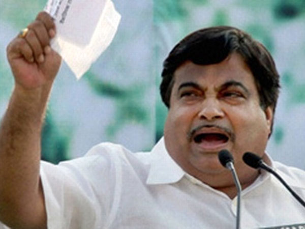 Gadkari threatens to sue Kejriwal for defamation