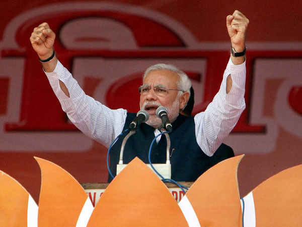 Congress tasted poison the most: Modi