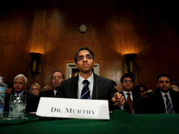 Dr Murthy nominated for US Surgeon General
