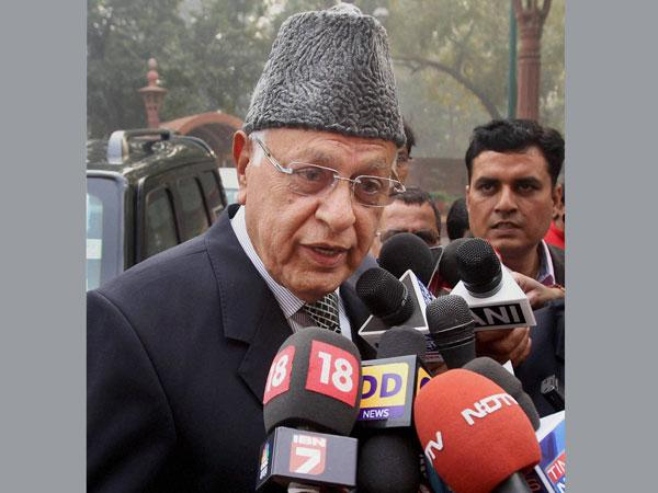 India getting info on terrorism from various countries: Farooq
