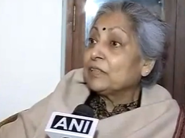 Madhu Bhaduri hits out at AAP