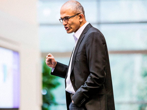 Satya Nadella's email to employees