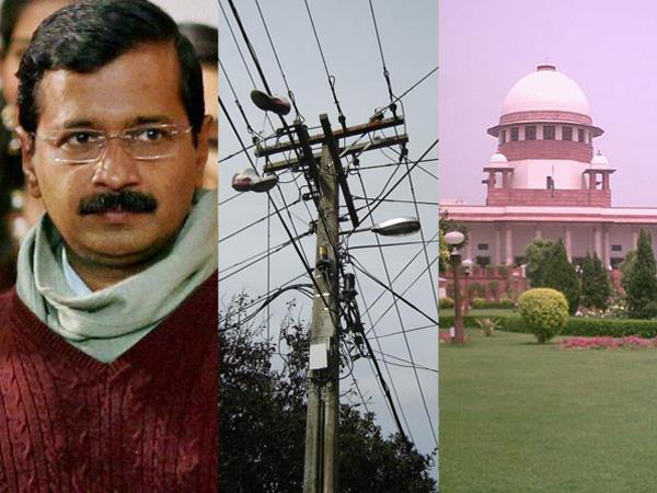 Targetted by Kejriwal, power firm seeks SC help