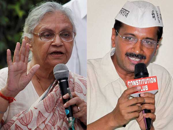 AAP's first move against corrupt mins by demanding FIR against Dikshit