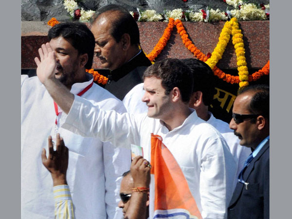Rahul's Jharkhand road show cancelled