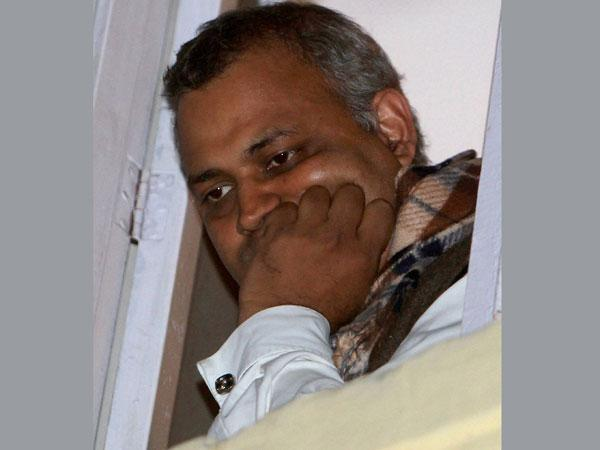 Exposed: Somnath Bharti was an unethical spammer once