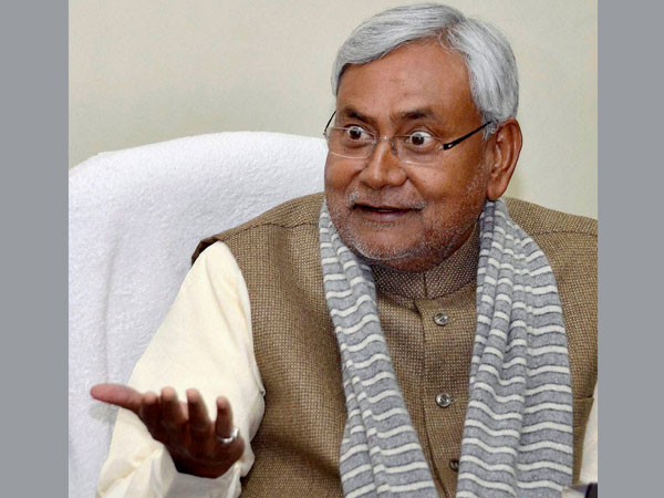 Nitish calls BJP 'bimaar' party
