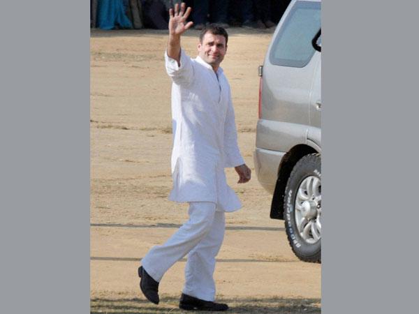 Rahul Gandhi in Gujarat today